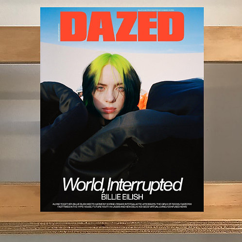 Dazed Magazine - Issue 268 - Reading Room