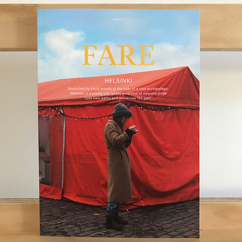 Fare Magazine - Issue 2 Helsinki - Reading Room