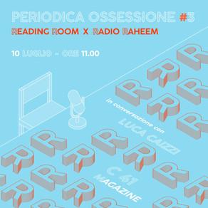 Periodica Ossessione #3 | Luca A. Caizzi (C41)