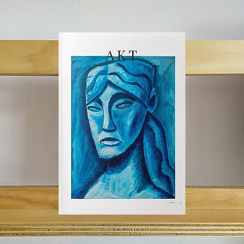 AKT Magazine - Issue 3 - Reading Room