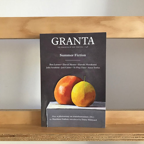 Granta Magazine - Issue 148 - Reading Room