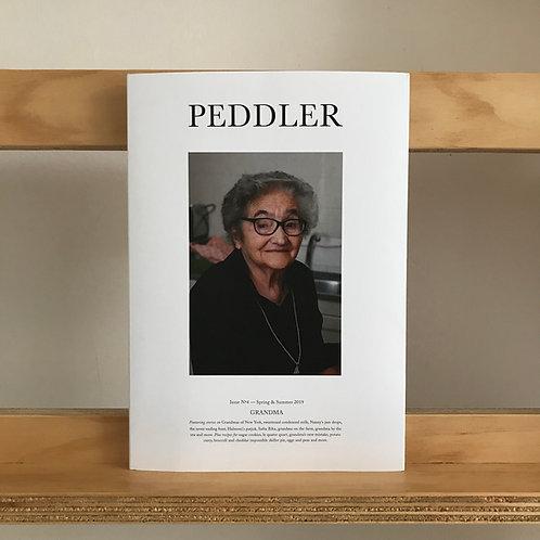 Peddler Magazine - Issue 4 - Reading Room