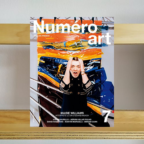Numero Art Magazine - Issue 7 - Reading Room