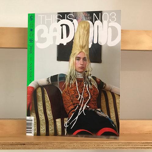 Badland Magazine - Issue 3 - Reading Room