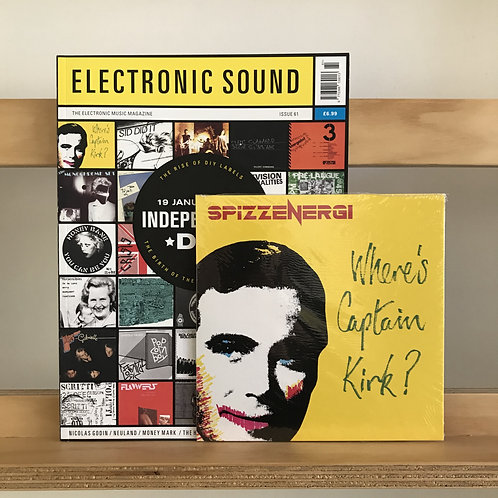 Electronic Sound Magazine - Issue 61 - Reading Room