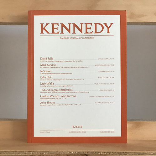 Kennedy Magazine - Issue 8 - Reading Room