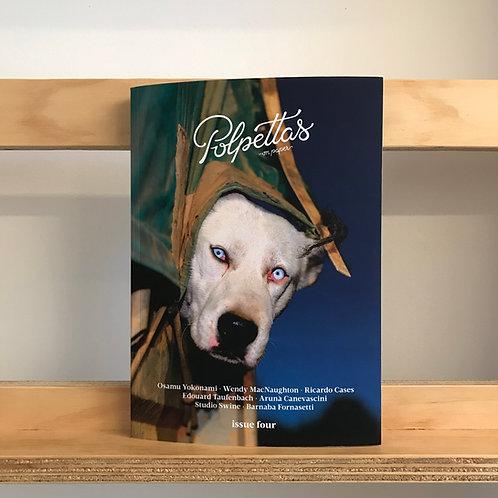 Polpetta's Magazine - Issue 4 - Reading Room