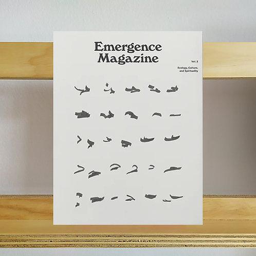 Emergence Magazine - Issue 2 - Reading Room