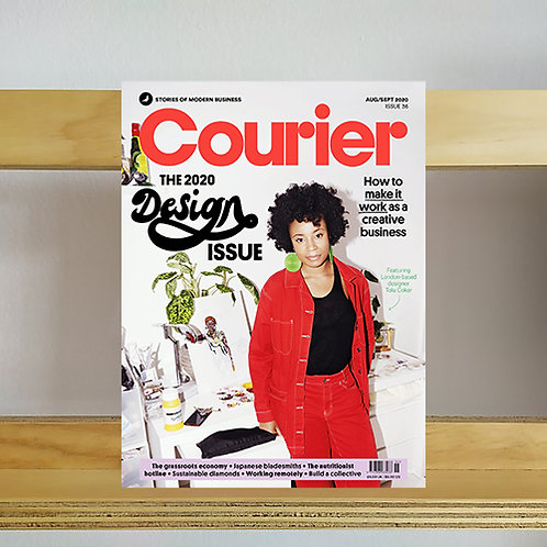 Courier Magazine - Issue 36 - Reading Room
