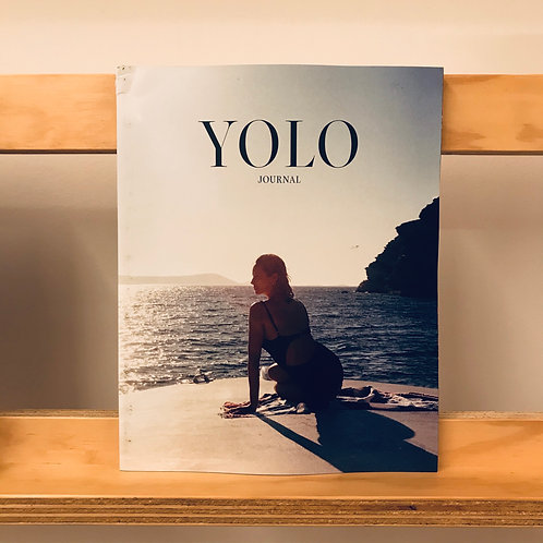 Yolo Journal - Issue 2 - Reading Room