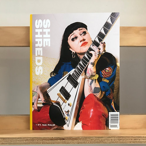 She Shreds Magazine - Issue 16 - Reading Room