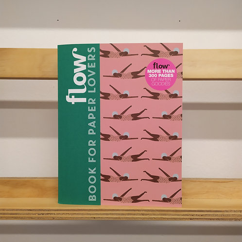 Flow Book for Paper Lovers Reading Room