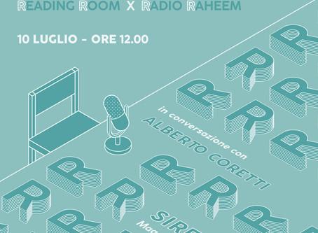 Periodica Ossessione #14 | Alberto Coretti (Sirene)