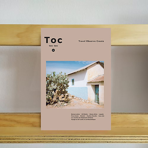 TOC TOC TOC Magazine - Issue 21 - Reading Room
