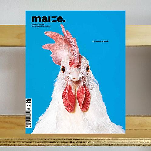 Maize Magazine - Issue 11 - Reading Room