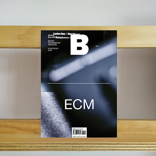 Magazine B Brand Balance - ECM Issue - Reading Room