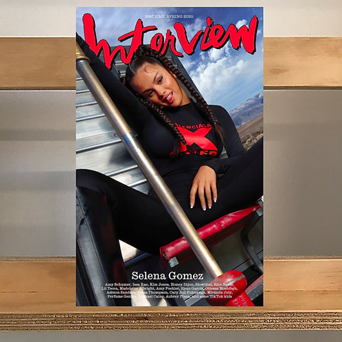 Interview Magazine - Issue 531 - Reading Room