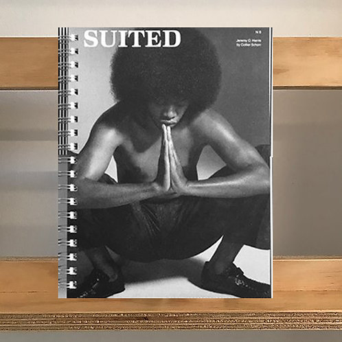 Suited Magazine - Issue 8 - Reading Room