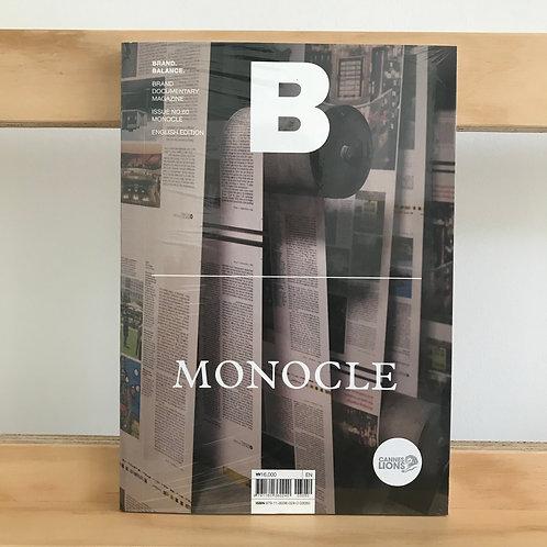 B Magazine - Monocle Issue - Reading Room