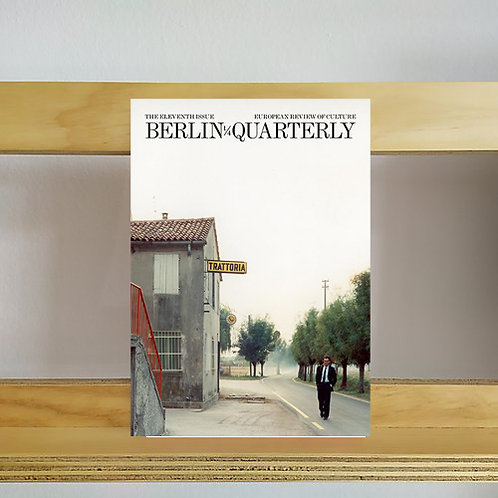 Berlin Quarterly Magazine - Issue 11 - Reading Room