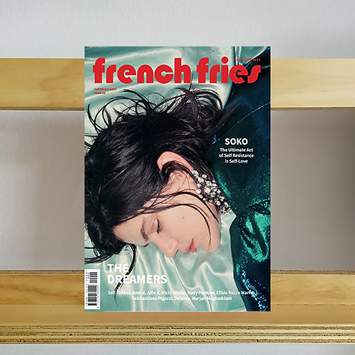 French Fries Magazine - Issue 2 - Reading Room