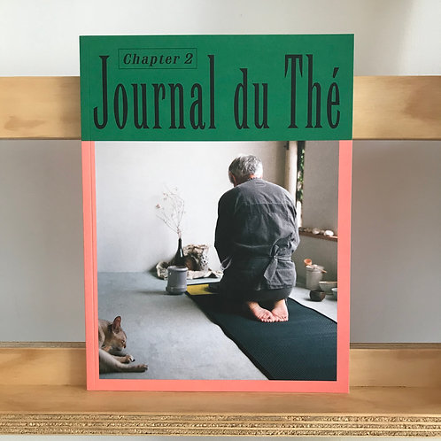 Journal du Thé Magazine - Issue 2 - Reading Room