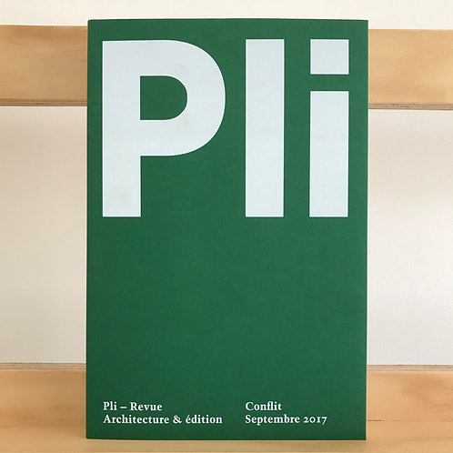 Pli Magazine - Issue 3 - Reading Room