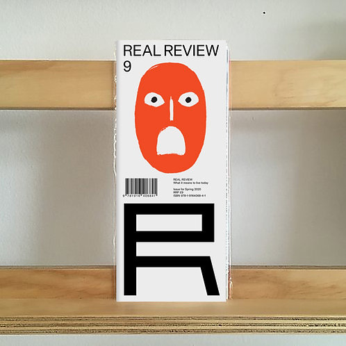 Real Review Magazine - Issue 9 - Reading Room