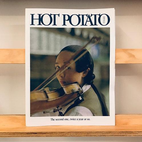 Hot Potato Magazine - Issue 2 - Reading Room