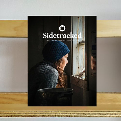 Sidetracked Magazine - Issue 18 - Reading Room