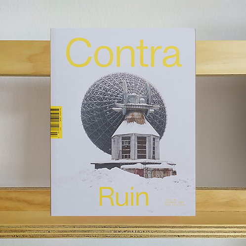 Contra Journal Magazine - Issue 3 - Reading Room