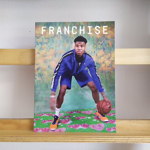 Franchise Issue 6 Reading Room