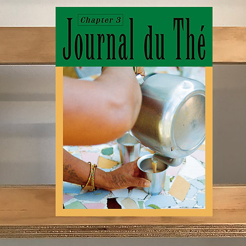 Journal du Thé Magazine - Issue 3 - Reading Room