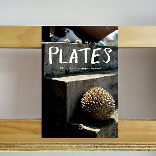 Plates Magazine - Issue 2 - Reading Room