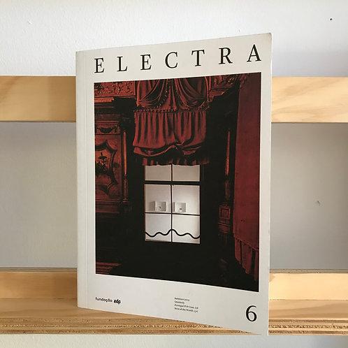 Electra Magazine - Issue 6 - Reading Room