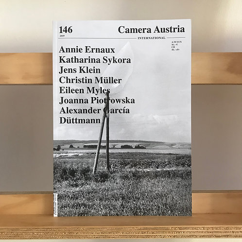 Camera Austria Magazine - Issue 146 - Reading Room
