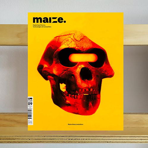 Maize Magazine - Issue 9 - Reading Room