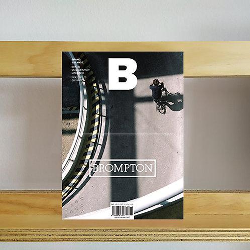 B Magazine - Brompton Issue - Reading Room