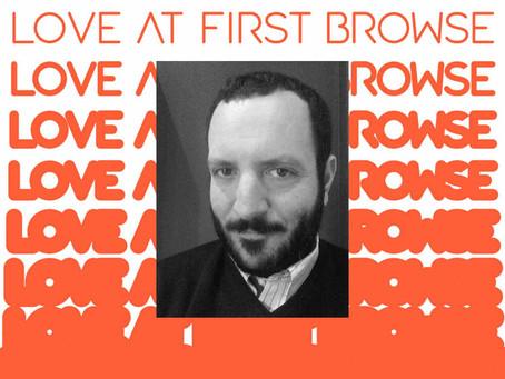 Love at First Browse / Francesco Tenaglia