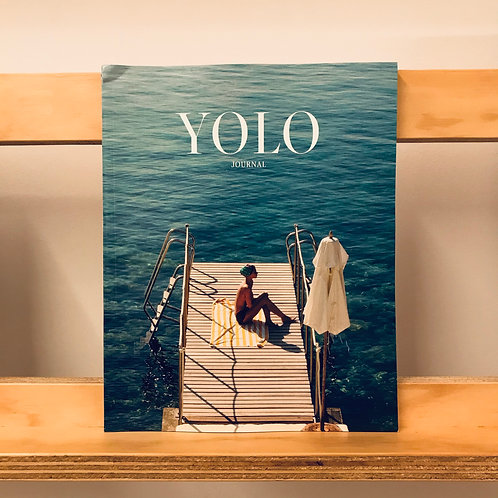 Yolo Journal - Issue 1 - Reading Room
