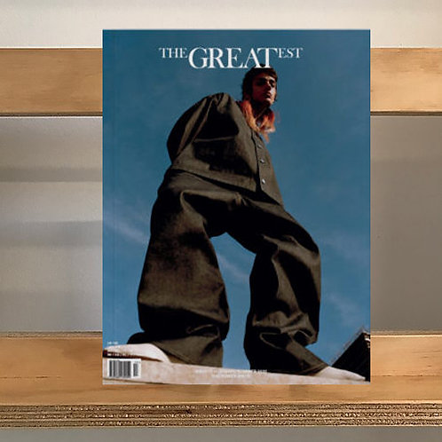 The Greatest Magazine - Issue 17 - Reading Room