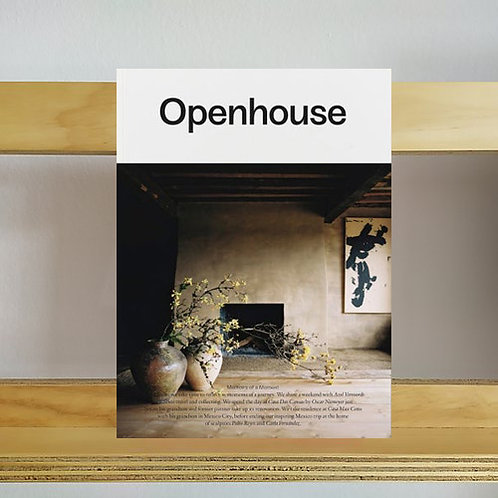 Openhouse Magazine - Issue 13 - Reading Room