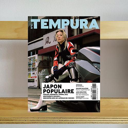 Tempura Magazine - Issue 6 - Reading Room