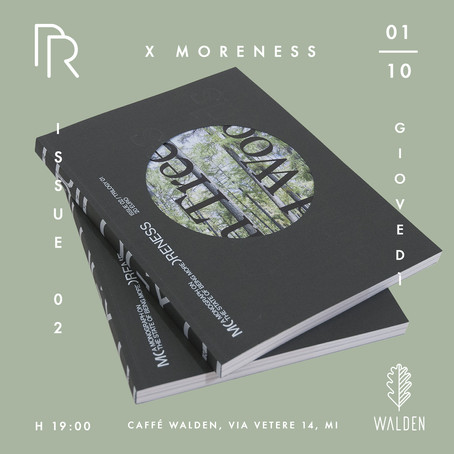 Moreness #2 | Launch