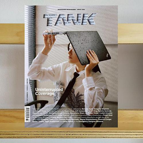 TANK Magazine - Issue 83 - Reading Room