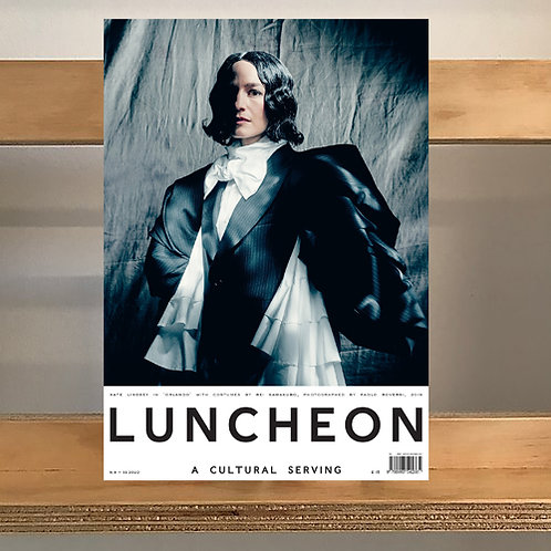 Luncheon Magazine - Issue 9 - Reading Room