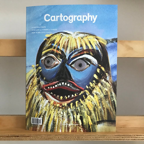 Cartography Magazine - Issue 7 - Reading Room