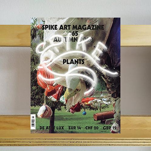Spike Magazine - Issue 65 - Reading Room