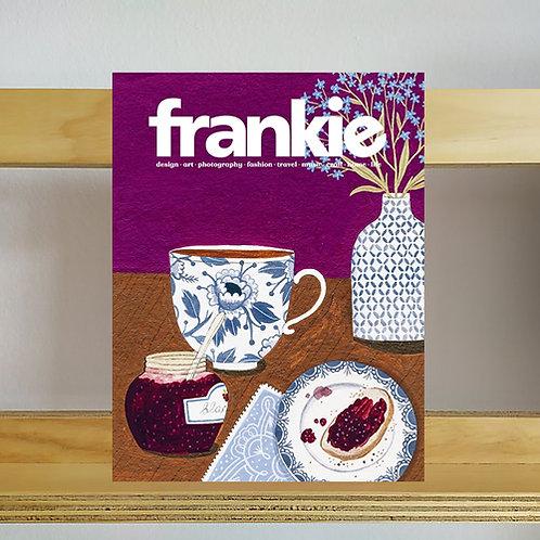Frankie Magazine - Issue 95 - Reading Room
