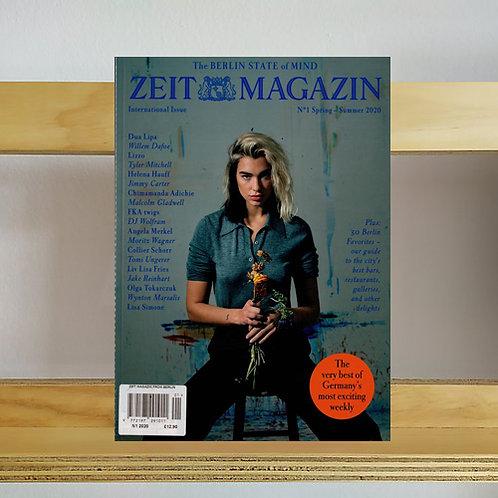 Zeit Magazine International - Spring Summer 2020 Issue - Reading Room